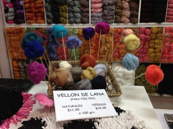Vellon de lana