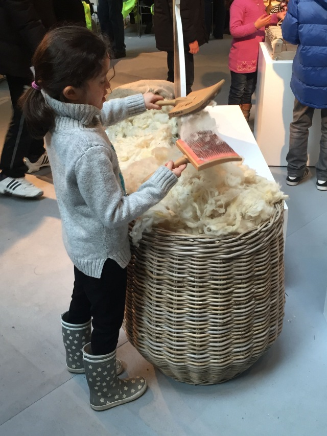 du mouton à la pelote / JEMA2015 / Lesprairiesdu5
